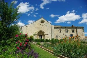 Garden priory Salagon, Mane, Provence